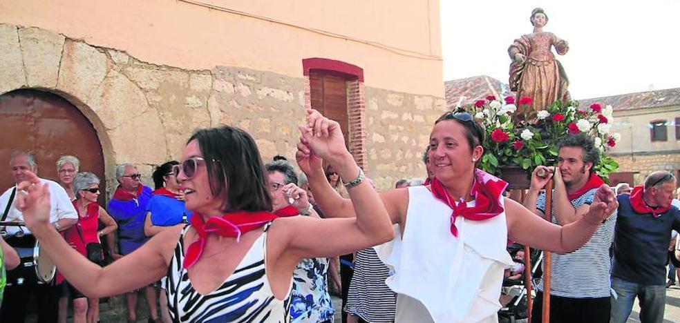 Villahán danza a Santa Marina