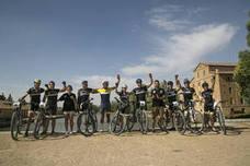 Pilgrim Race: la aventura ciclista solo apta para hérores