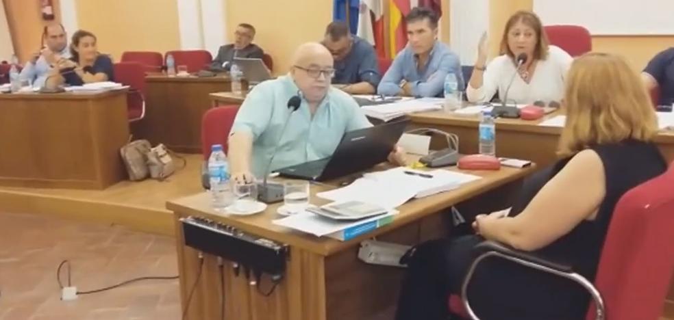 Rapapolvo de la alcaldesa de Medina del Campo a los concejales del PP por no acudir al pleno de presupuestos