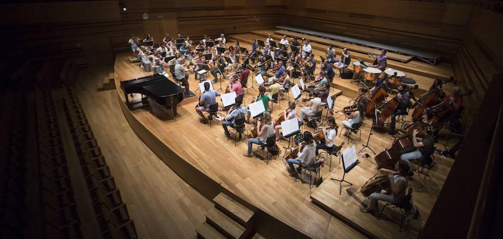 El Proyecto Ibérico Orquestal finaliza con dos actuaciones en Valladolid y Segovia