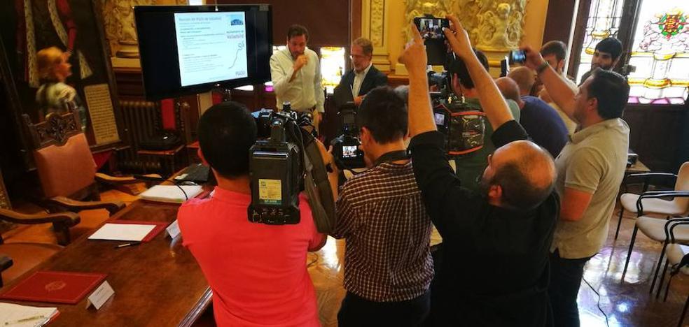 El Ayuntamiento elimina el uso militar de la mitad del Palacio Real y lo convertirá en el Museo del Cine