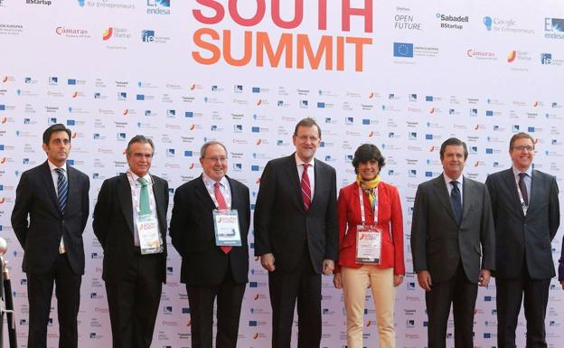 Inauguración del South Summit 2015