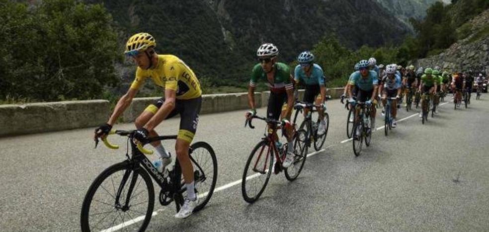 La subida al mítico Galibier, lo más visto del Tour desde 2015