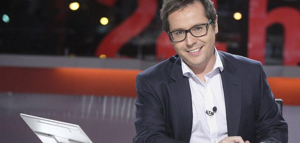 El periodista Sergio Martín, premio 'Zamorano Ilustre' de Caja Rural de Zamora