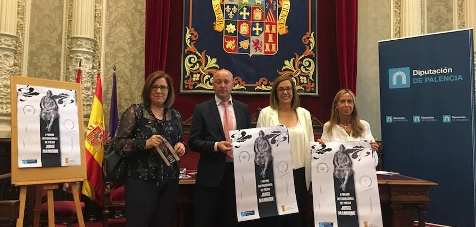 La Diputación convoca el Premio Internacional de Poesía Jorge Manrique
