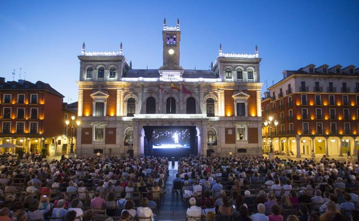 Il Trovatore en la Plaza Mayor
