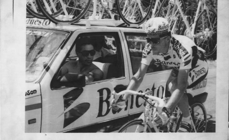 Pedro Delgado, una vida en imágenes