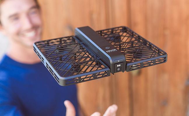 Selfies a vista de pájaro