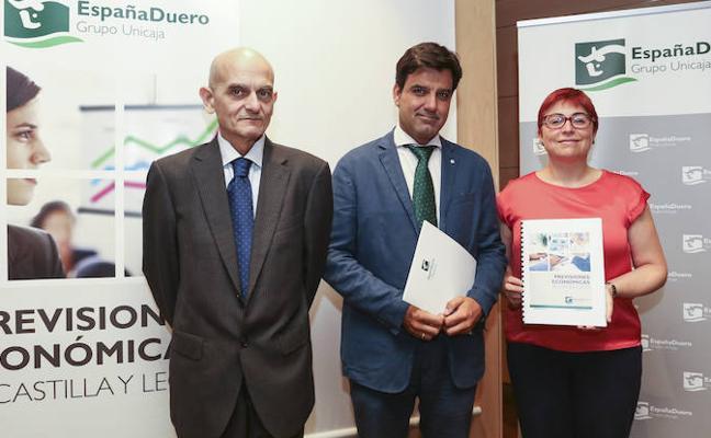 EspañaDuero incrementa hasta el 2,5% la previsión de crecimiento regional para 2017