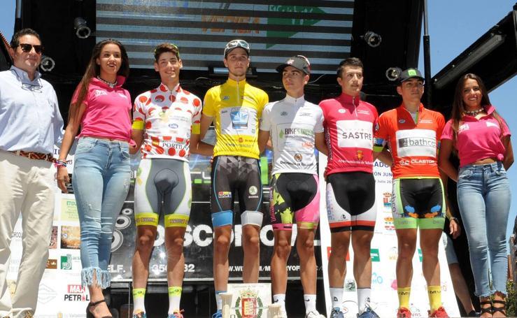 Tercera y última etapa de la XXVI Vuelta a Valladolid júnior
