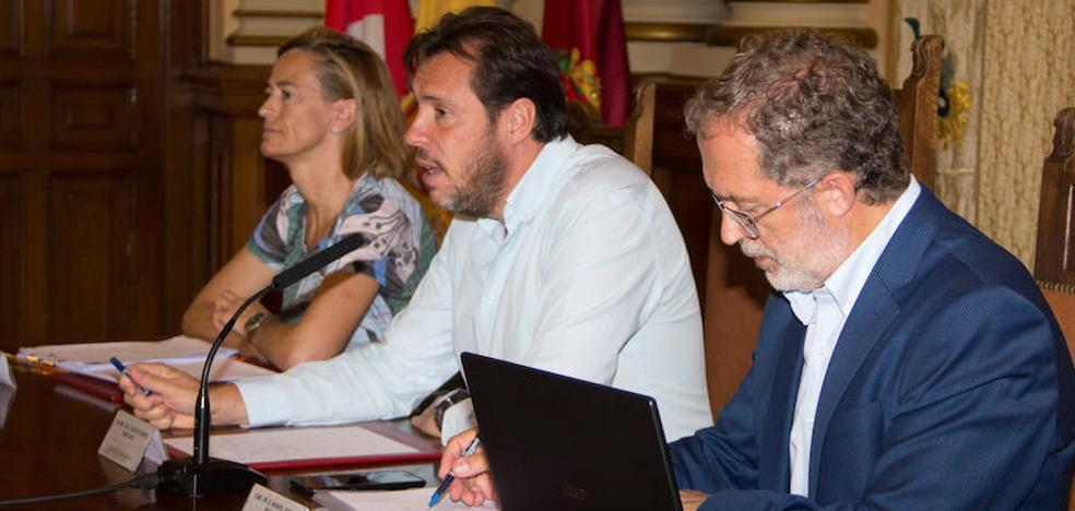 Óscar Puente: «El soterramiento, lamentablemente, forma parte ya de la mitología»