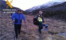 La Guardia Civil lleva a cabo seis rescates en un fin de semana