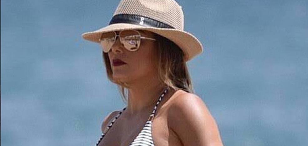 Eva Longoria combina Marbella e Ibiza para sus vacaciones
