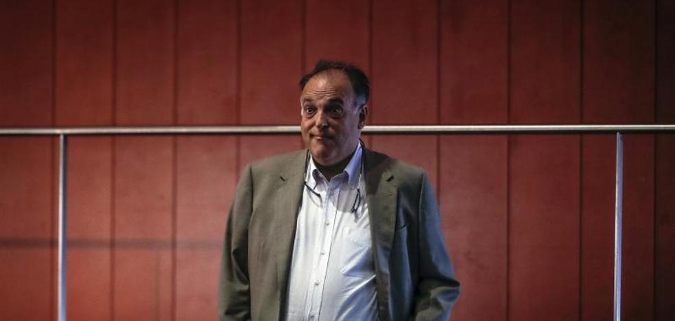 LaLiga recomienda a los clubes no acudir a la asamblea federativa