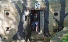 En Holanda se desentierran búnkeres nazis en nombre de la memoria nacional