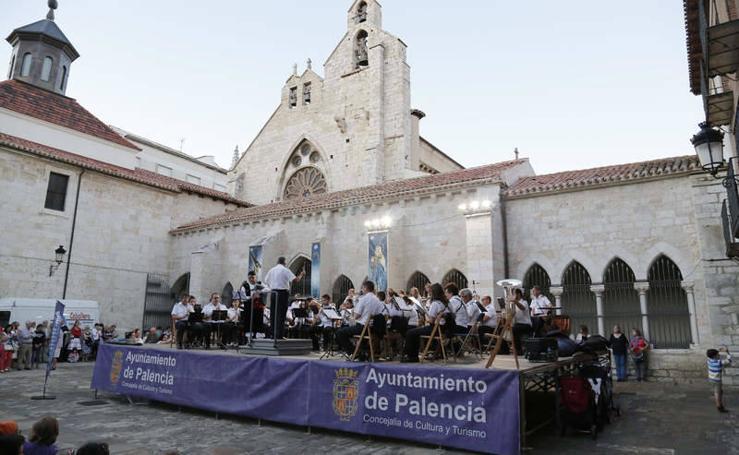 La Banda Municipal de Palencia interpreta 'La Cacería'