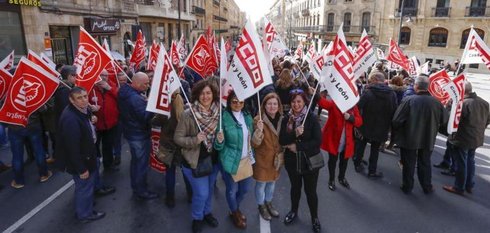 Sindicalismo al alza en Castilla y León