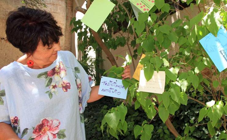 Segovia celebra el cumpleaños de Antonio Machado