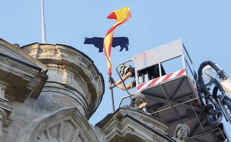 La Mariseca anuncia las Ferias y Fiestas en el Ayuntamiento de Salamanca