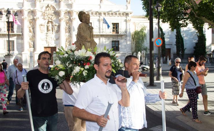 La Casa de Galicia celebra el día de Santiago en Valladolid