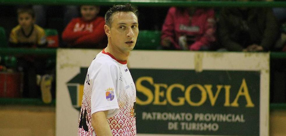 Carlos Muñoz también sigue en el Naturpellet