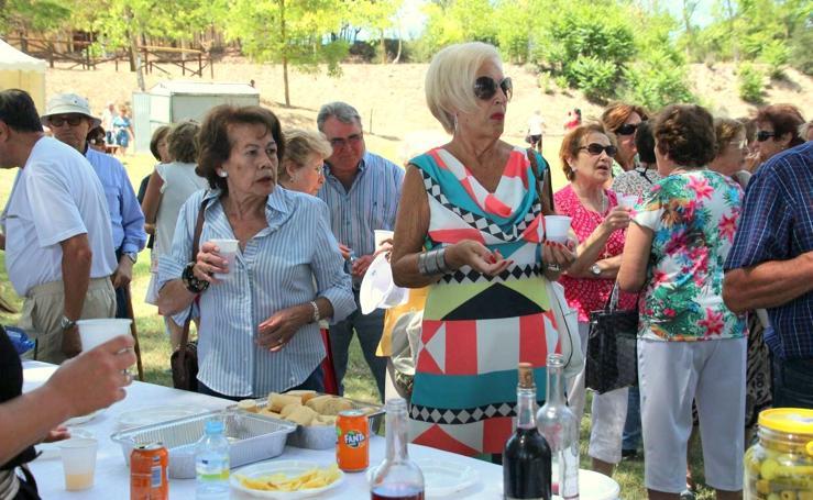 Homenaje a los abuelos de Torquemada