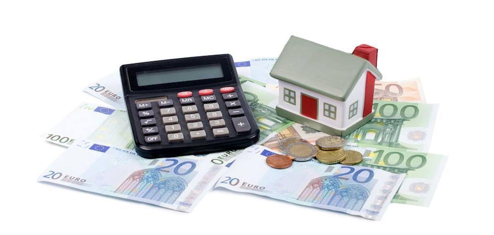 La firma de hipotecas para vivienda desciende el 1% en Castilla y León