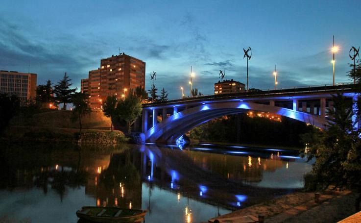 El Valladolid más nocturno