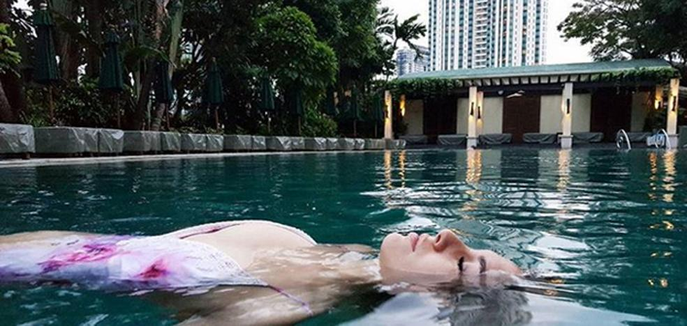 Blanca Suárez, de vacaciones en Tailandia con Joel Bosqued