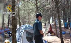 Dos detenidos por explotar a 24 rumanos en la recolección de ajo en Cuéllar