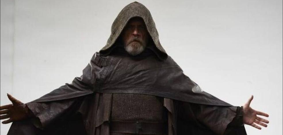 Se filtran nuevas imágenes del 'Último Jedi'