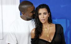 Gemelos para Kim Kardashian, en enero