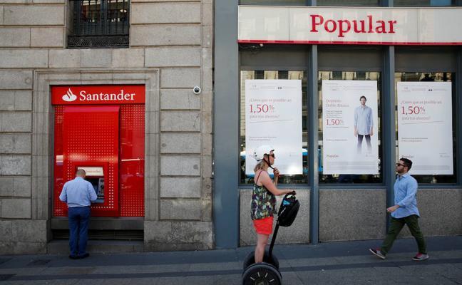 La gran banca ganó 7.697 millones de euros hasta junio, un 21,2% más