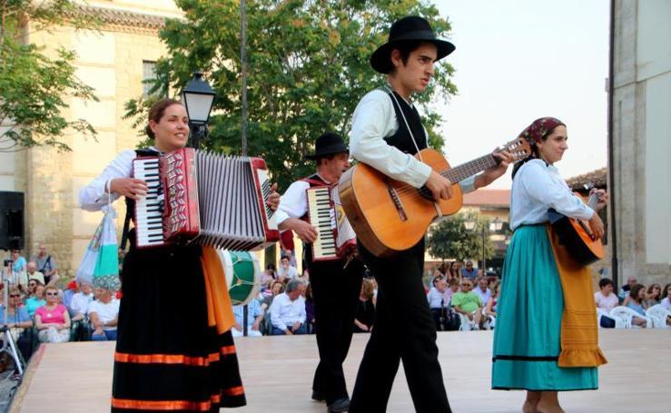 XXXVI Festival de Paloteo y Danza de Ampudia-2