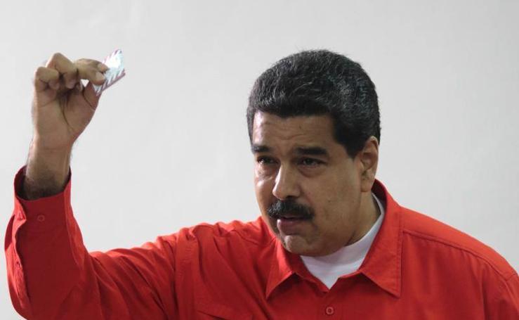 Venezuela vota la Asamblea Constituyente