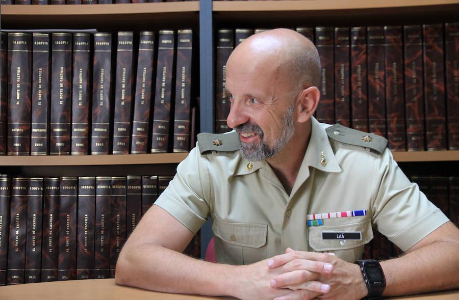 «En misiones internacionales te das cuenta del trabajo de las Fuerzas Armadas»
