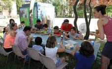 Cinco talleres componen los laboratorios de creatividad infantil para este verano