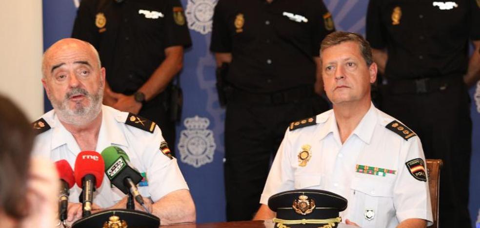 El comisario de Policía de Palencia cesa y asciende a segundo de la región