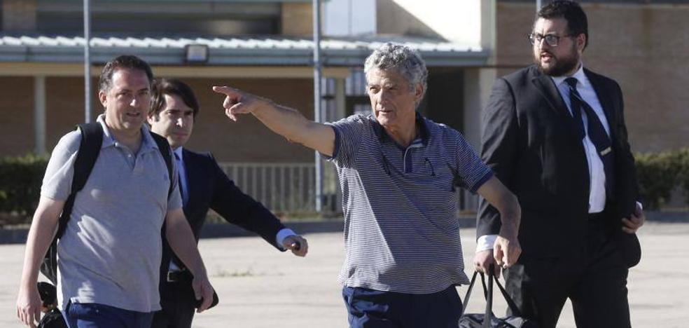 Villar sale de la cárcel: «Doy las gracias a quienes confían en nosotros»