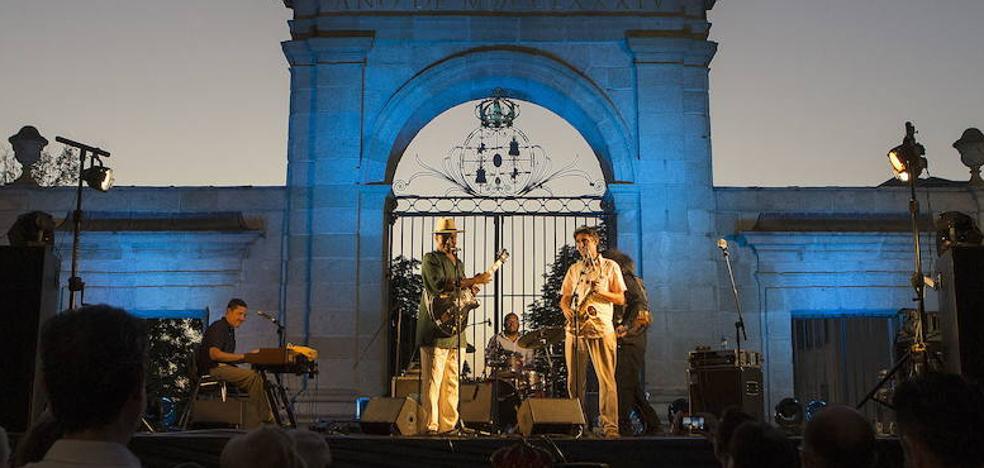 El grupo King Solomon Hicks inaugura las XI Veladas de Jazz de Boecillo