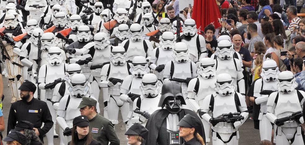 Darth Vader 'tomará' las calles de Salamanca a partir de este miércoles