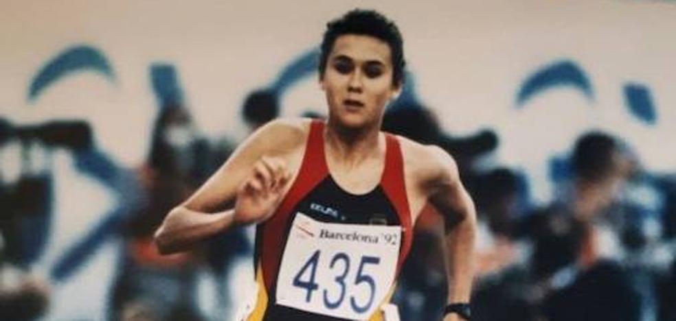 Julia Merino «El deporte ha forjado mi personalidad»