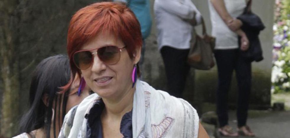 Sandra Ortega sigue los pasos de su padre