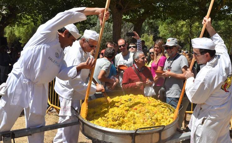 Paella en Olleros y visita turística a la ermita