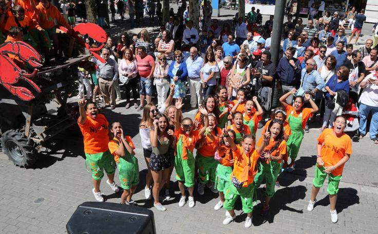 Fiesta de exaltación del Cangrejo de Río en Herrera de Pisuerga