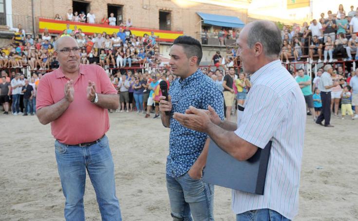 Homenaje a Eusebio Sacristán, 'Use', en La Seca