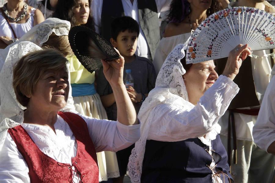 Recreación de la boda del Empecinado en Castrillo de Duero