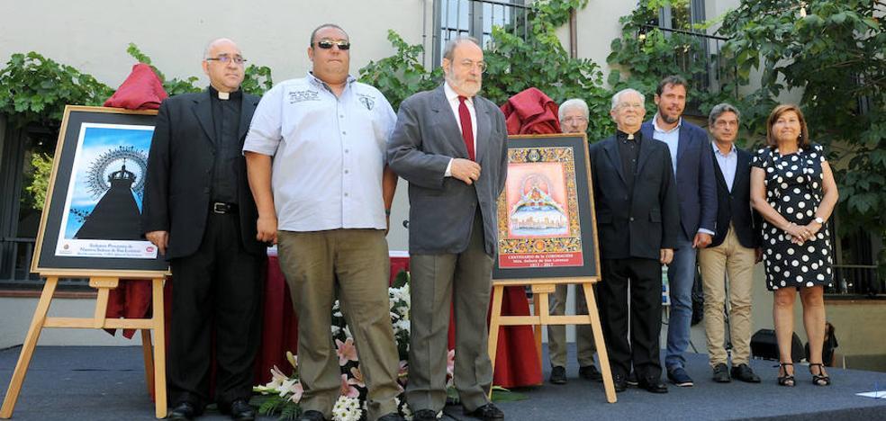 La Virgen de San Lorenzo cumple cien años como patrona de Valladolid