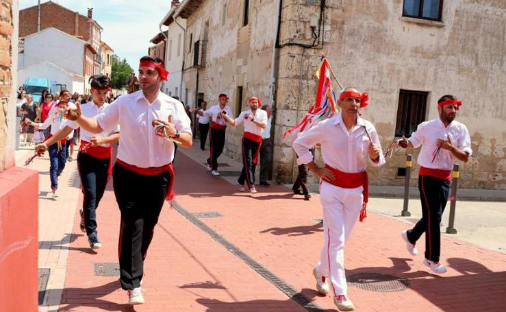 Fiestas de San Mamés en Magaz de Pisuerga