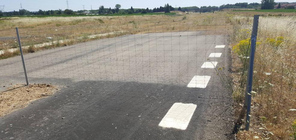 El tramo de la A-60 entre Santas Martas y Puente Villarente, completo a más del 70%